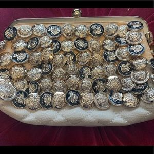 Aldo button purse